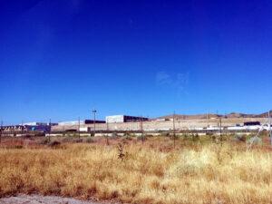 NSA data center in Bluffdale, Utah