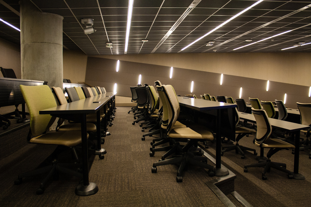 Georgia Tech Lecture Hall