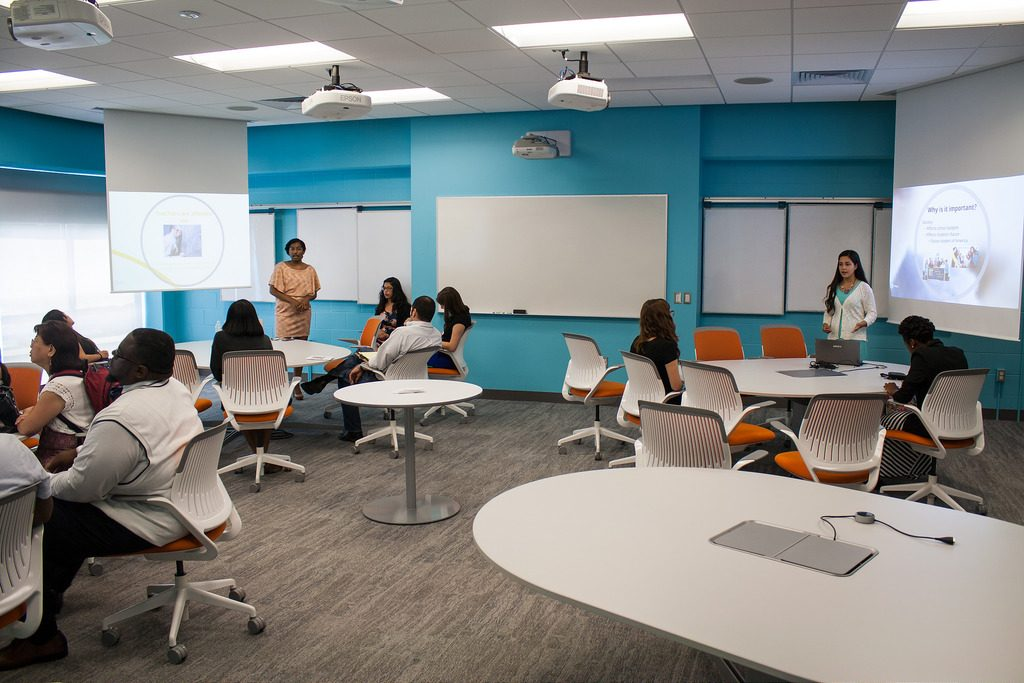 Active Learning Classrooms | Center for Teaching ...